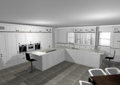 Perspective Kitchen overview