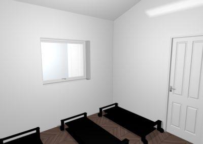 Perspective bootroom 2