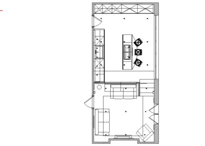 Plan both rooms